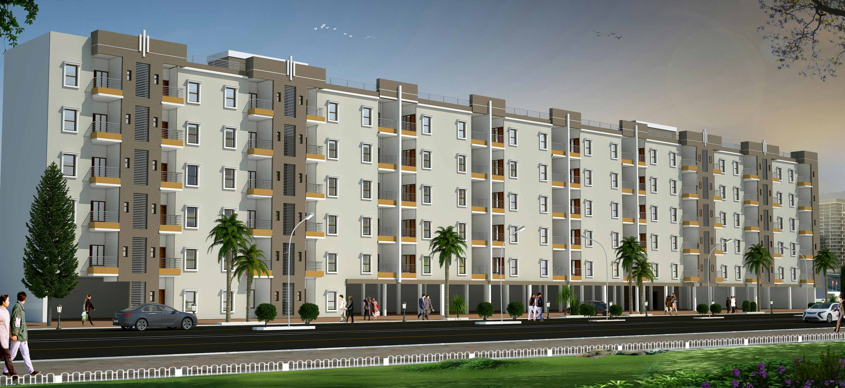 Rama Krishna Heights - VRINDAVAN, UP