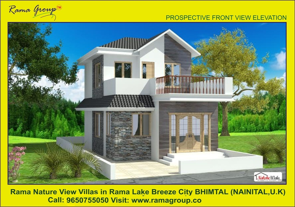 Rama Nature Apartments India